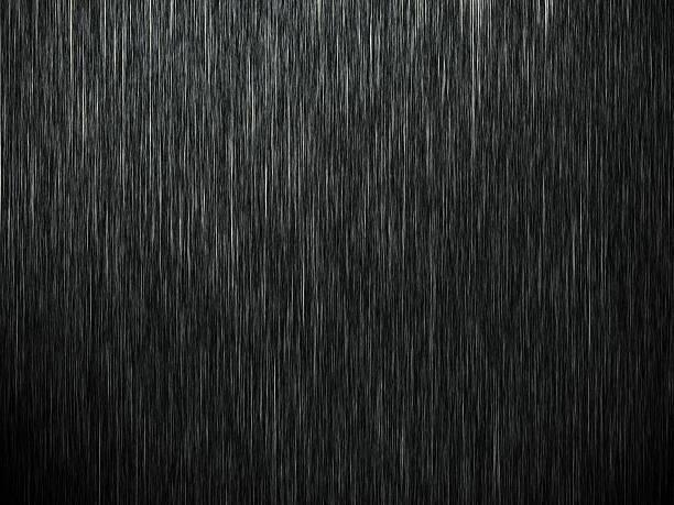 deszczu na czarny.  tło abstrakcyjne - deszcz zdjęcia i obrazy z banku zdjęć