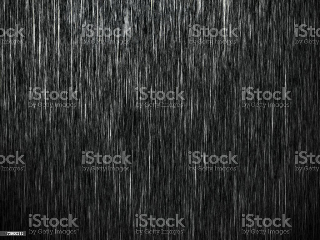 Rain on black. Abstract background stock photo