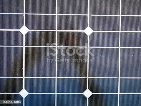 istock Rain on Solar Cell 1062924386