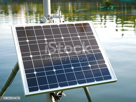 istock Rain on Solar Cell 1062924470