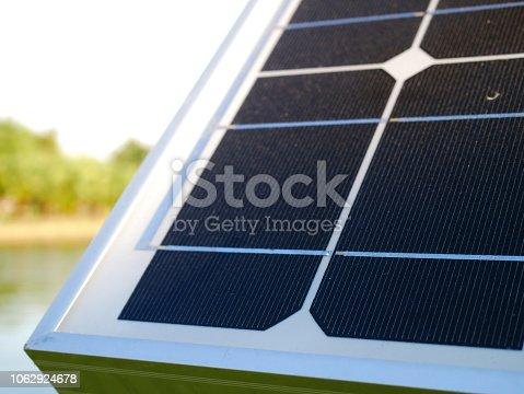 istock Rain on Solar Cell 1062924678
