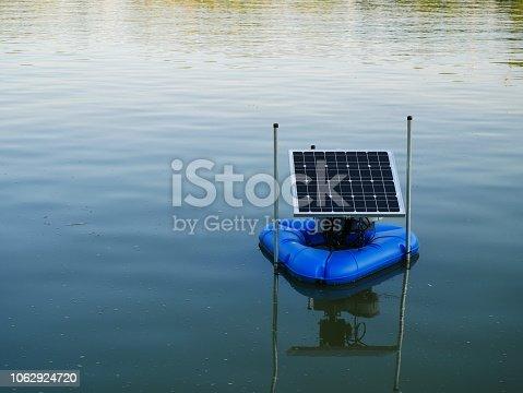 istock Rain on Solar Cell 1062924720