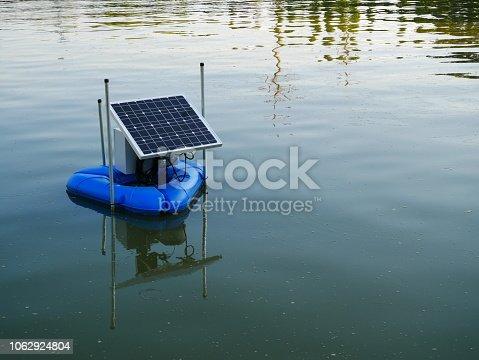 istock Rain on Solar Cell 1062924804