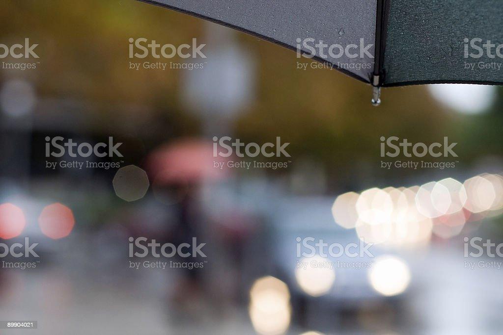 Tipo lluvia foto de stock libre de derechos