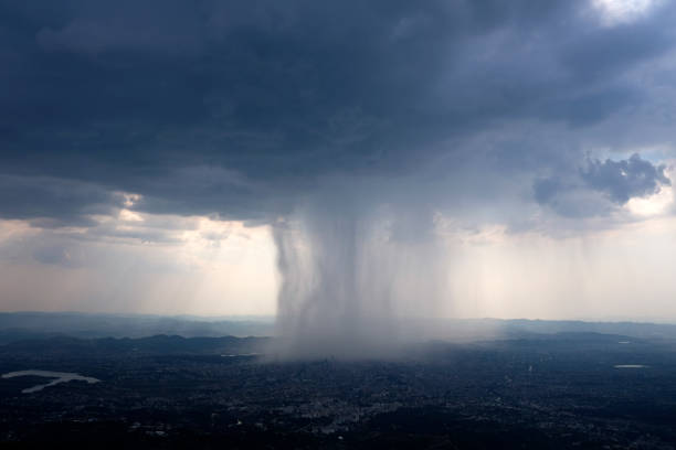 Tempête de pluie - Photo