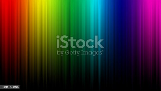 istock Rainbow Abstract Background 638182354