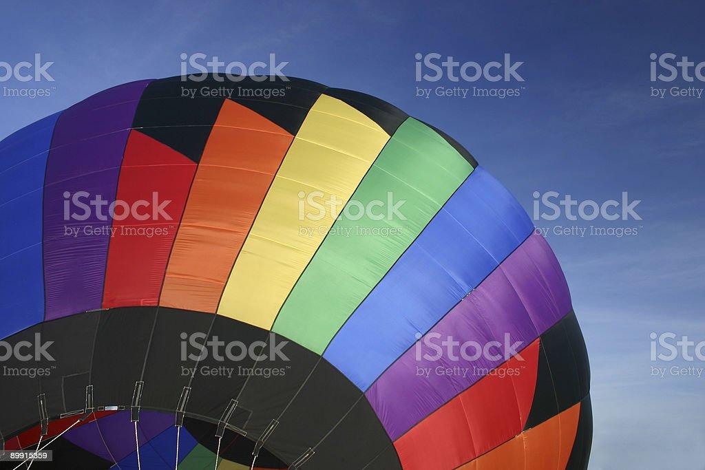 Rainbow шар Стоковые фото Стоковая фотография
