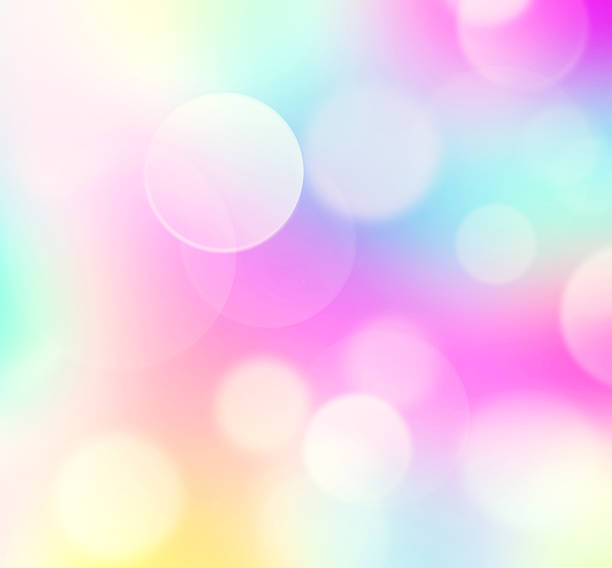 regenbogen weichzeichnen ostern hintergrund tapete. - schöne osterbilder stock-fotos und bilder