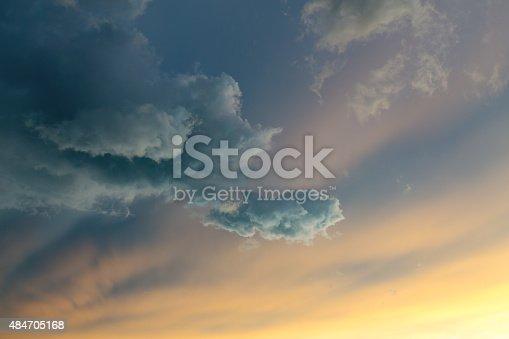 516351793 istock photo Rainbow Clouds 484705168