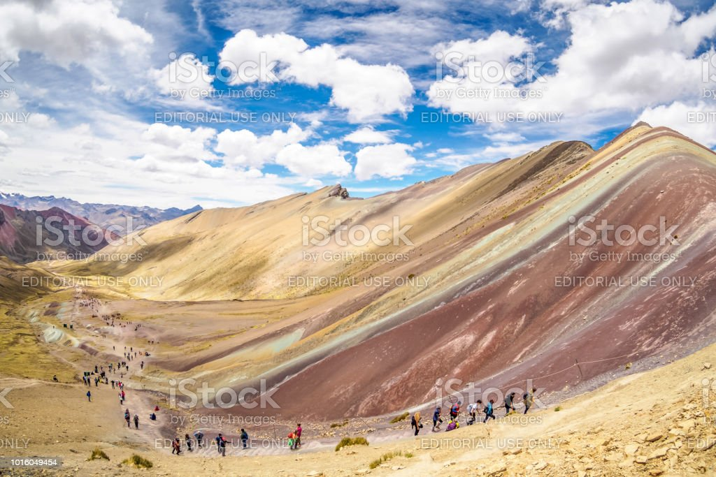 Rainbow Mountain Trekking Tour - Cusco, Peru – Foto
