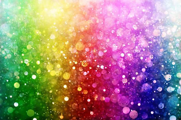rainbow of lights - 彩虹 個照片及圖片檔