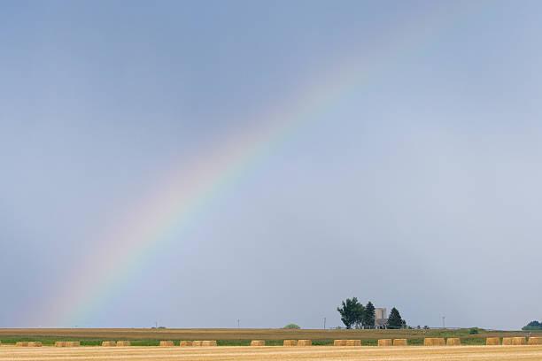 Arco-íris - foto de acervo