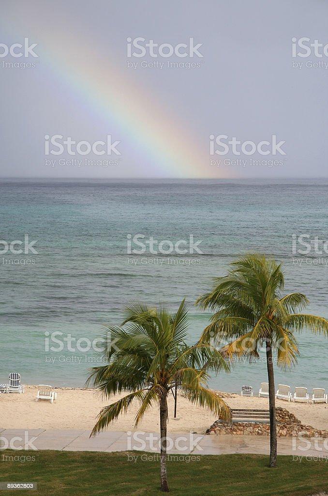 Arcobaleno foto stock royalty-free