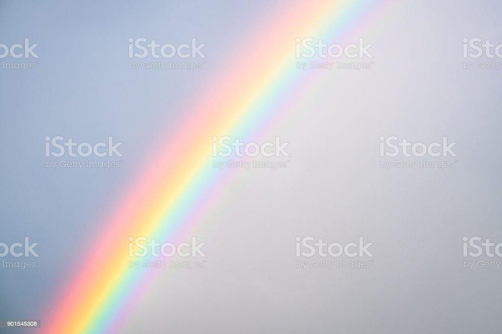 Torre rainbow - foto de stock