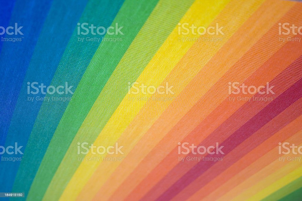 rainbow shades royalty-free stock photo