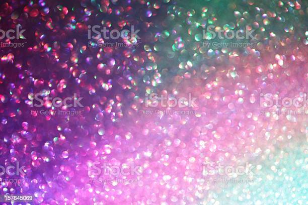 Rainbow Shimmer Stock Photo - Download Image Now