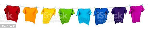Rainbow shirts on line picture id507710384?b=1&k=6&m=507710384&s=612x612&h=x1j pqvx u5wf4jdwramdwac eshlgmbcmw0yb9aqrc=