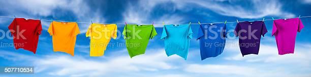 Rainbow shirts on line picture id507710534?b=1&k=6&m=507710534&s=612x612&h=ewrs7jk fdsjclxxni4vsgxv2xnyofemm5a212hbbdo=