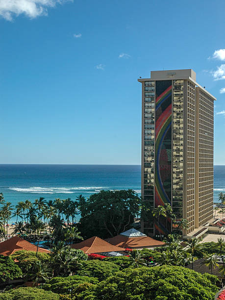 Rainbow Tower, Hilton Hawaiian Village – Foto