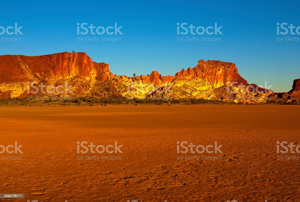 Rainbow Valley, Northern Territory, Australia stock photo