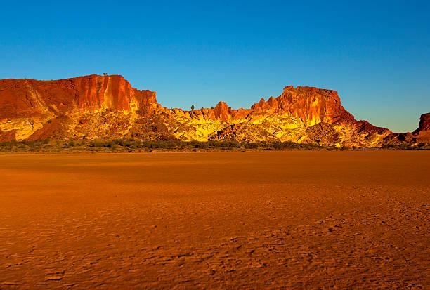 Rainbow Valley, Northern Territory, Australia stock photo