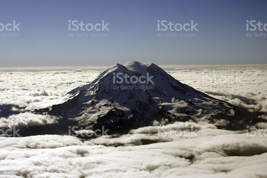 Rainier 0005 royalty-free stock photo