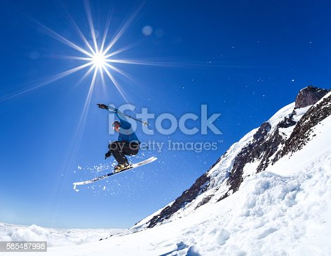 istock Rainier Ski Jump 585487998