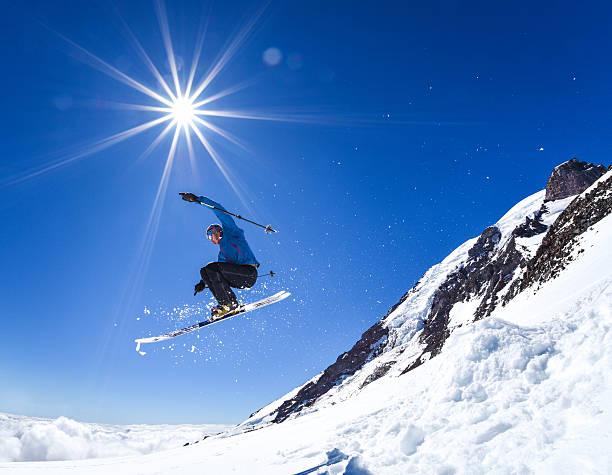 Rainier Ski Jump – Foto