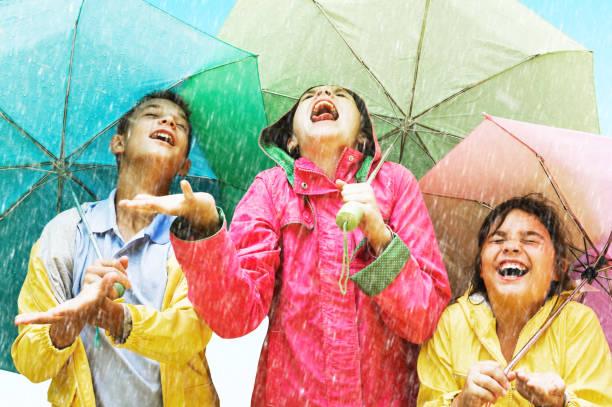 Raining – Foto
