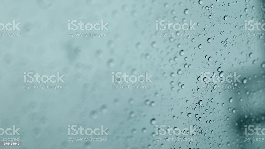 Rainy day as wallpaper photo libre de droits