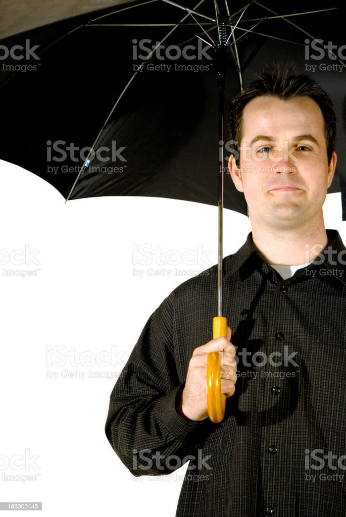 Rainy Days stock photo