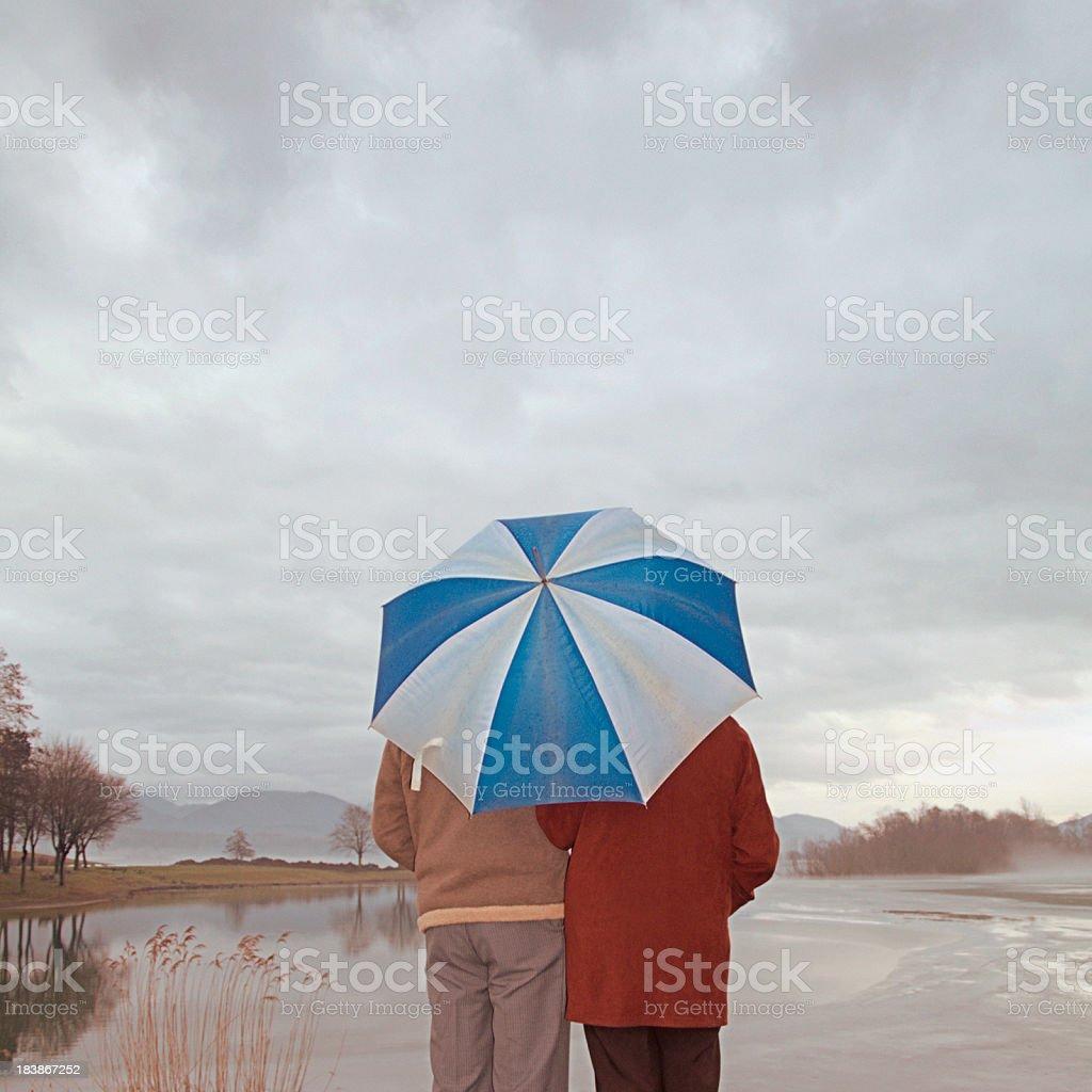 Rainy days royalty-free stock photo