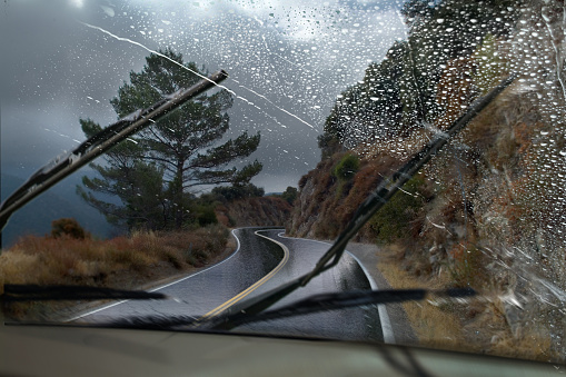 Rainy Mountain Road