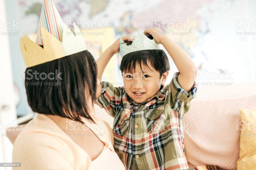 raising a happy child