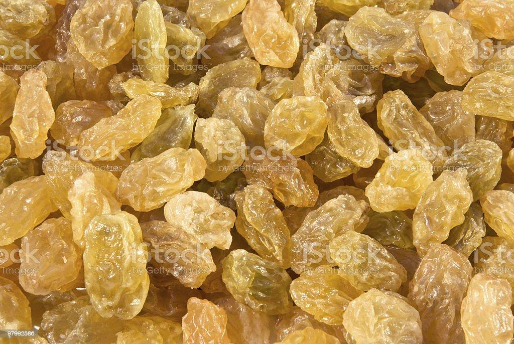 Raisins royalty-free stock photo