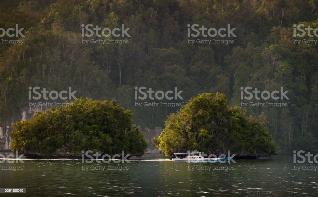 Raja Ampat, Indonesia stock photo