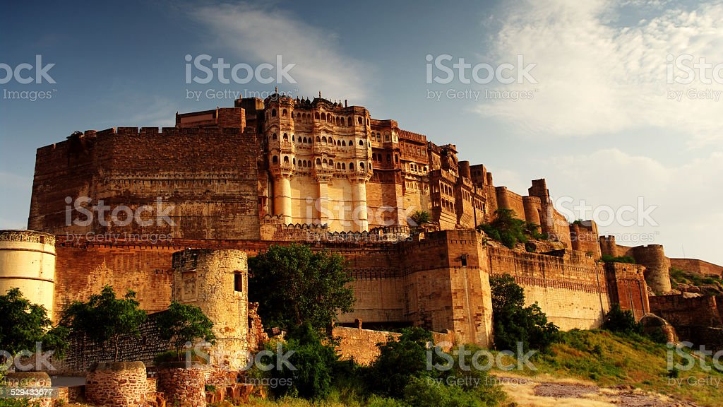 Rajasthan stock photo