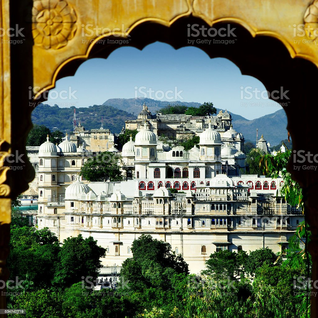 Rajasthan stock photo
