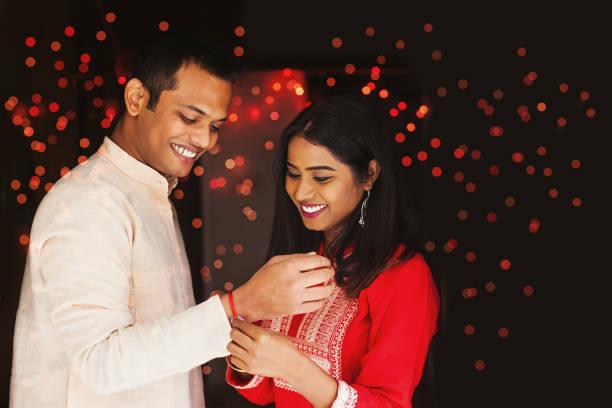 Raksha Bandhan stock photo