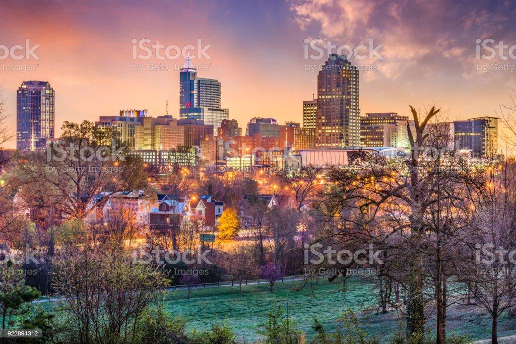 Raleigh, North Carolina, USA – Foto