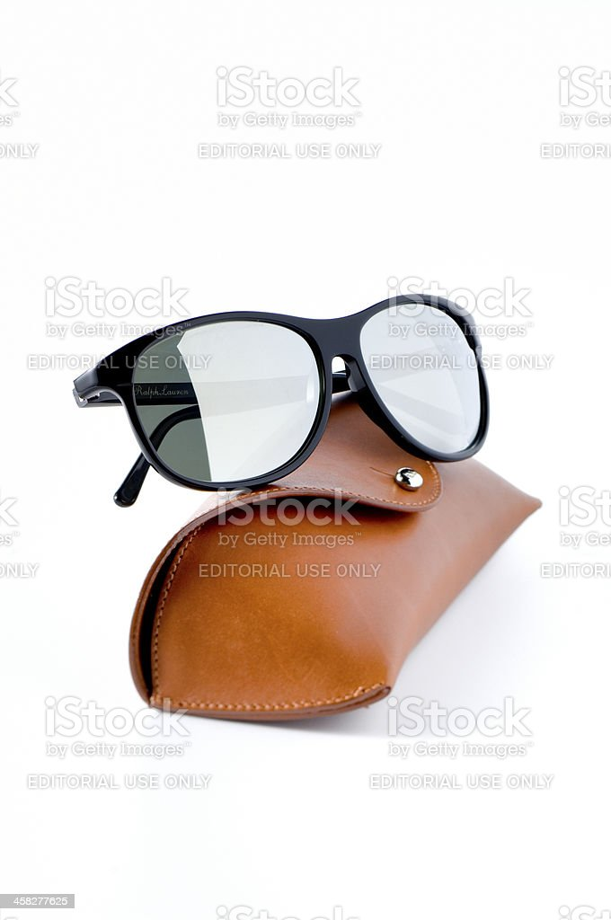 Ralph Lauren sunglasses royalty-free stock photo