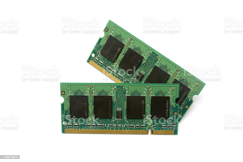 Ram Board royalty-free stock photo