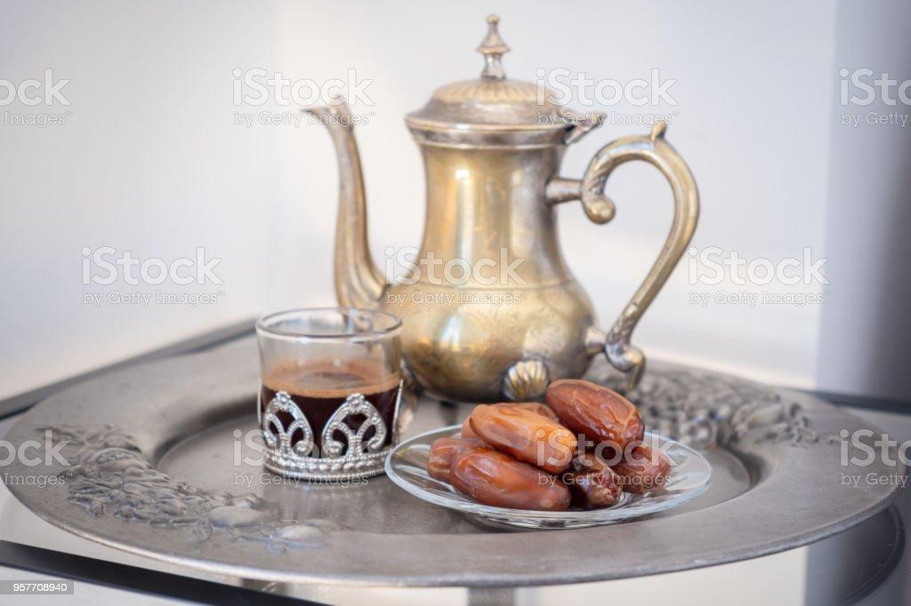 Ramadan Termine und Kaffee – Foto