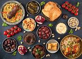 istock Ramadan Iftar food 1218575146
