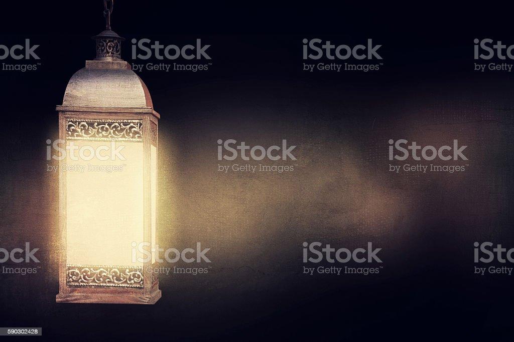 Рамадан фонарь  Стоковые фото Стоковая фотография