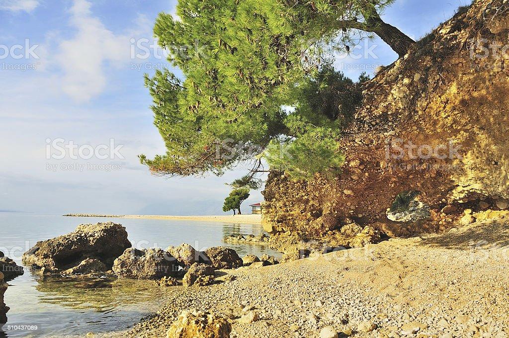 ramova beach stock photo