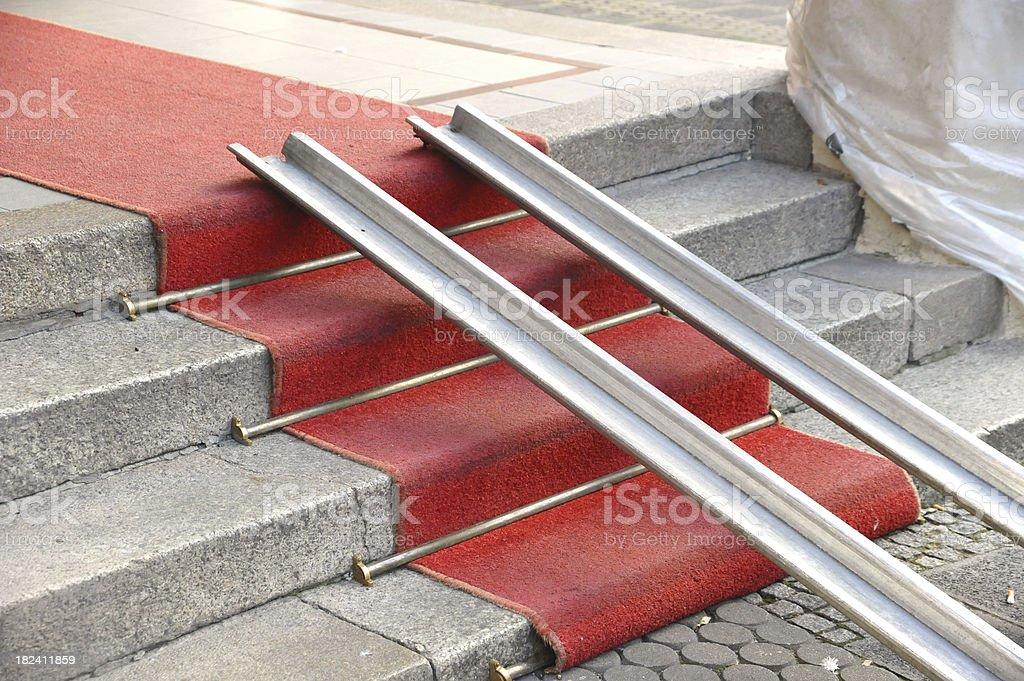 ramp for wheelchair stock photo