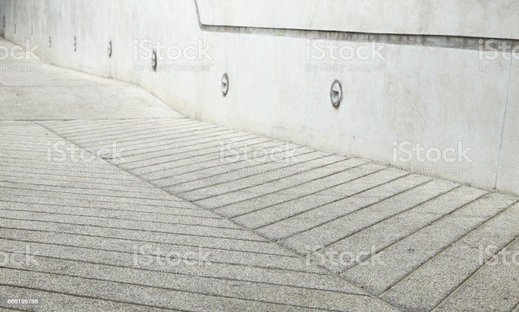 Ramp stock photo