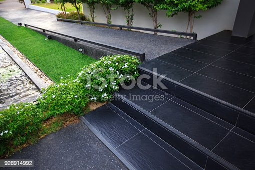istock ramp way for support wheelchair disabled people. 926914992