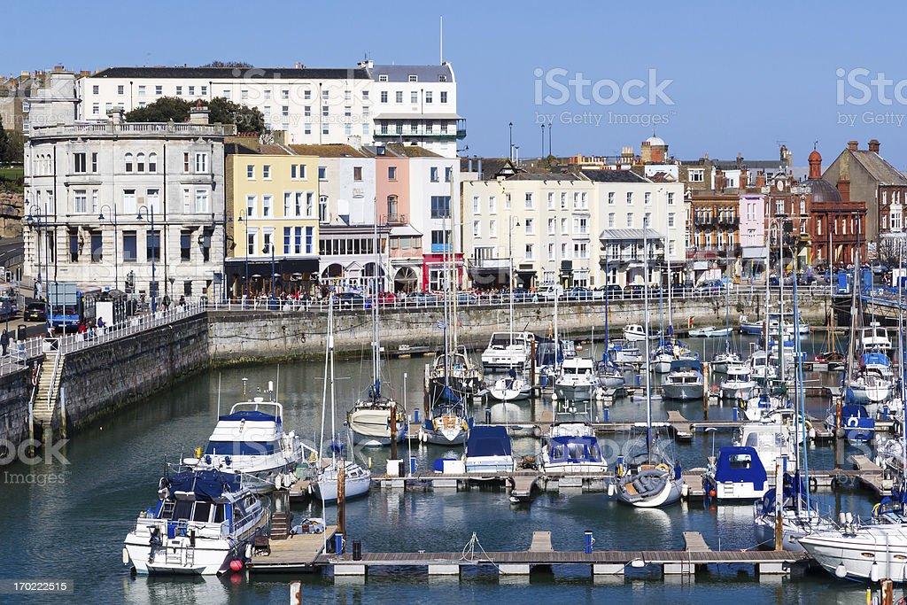 Ramsgate Kent England stock photo
